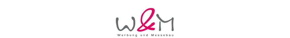 Logo von W & M Werbung- und Messebau-Service GmbH